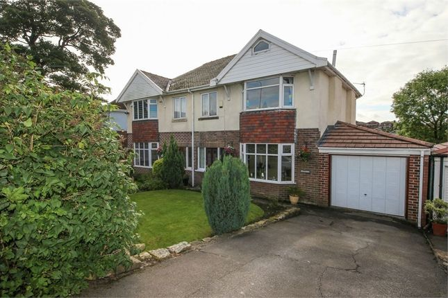 Thumbnail Semi-detached house for sale in Chorley Old Road, Horwich, Bolton