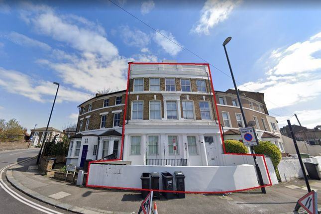 Thumbnail Block of flats for sale in Courthill Road, London