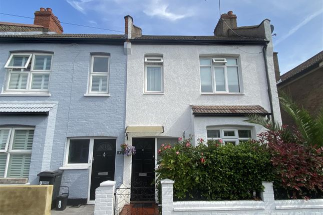 Thumbnail End terrace house for sale in Malcolm Road, London