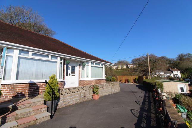 Thumbnail Semi-detached bungalow for sale in New Bryngwyn Road, Newbridge, Newport