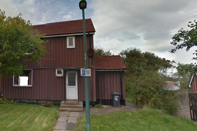Thumbnail Semi-detached house for sale in Howburn Road, Thurso
