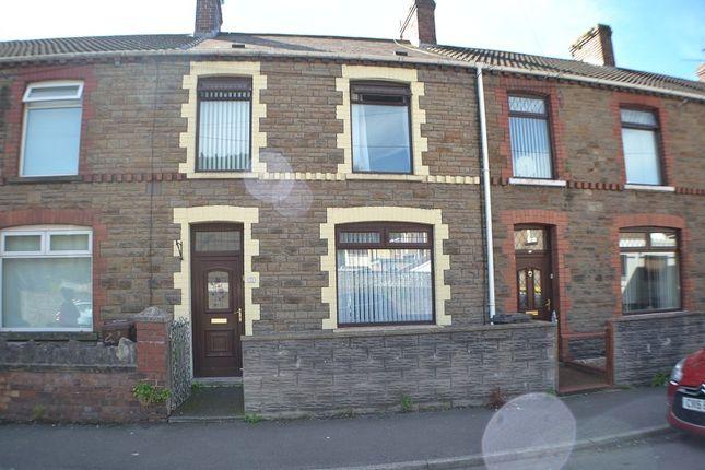 Edward Street, Port Talbot, Neath Port Talbot. SA13