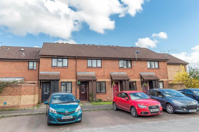 Thumbnail Terraced house for sale in Broad Hinton, Twyford, Reading