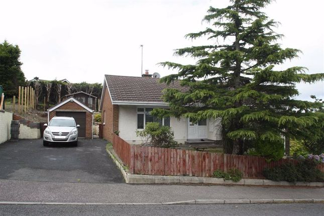 Thumbnail Detached bungalow for sale in Carlisle Park, Ballynahinch, Down