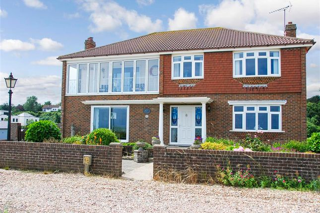 Thumbnail Detached house for sale in Wellington Parade, Walmer, Deal, Kent