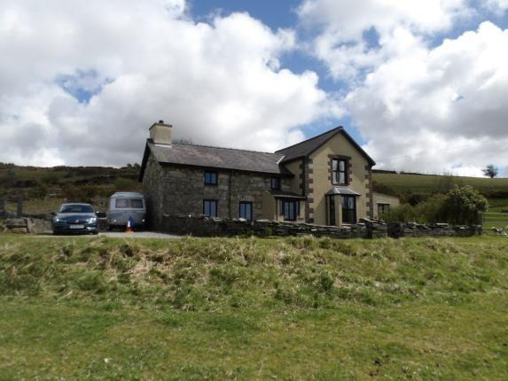 Detached house for sale in Llanllyfni, Caernarfon, Gwynedd