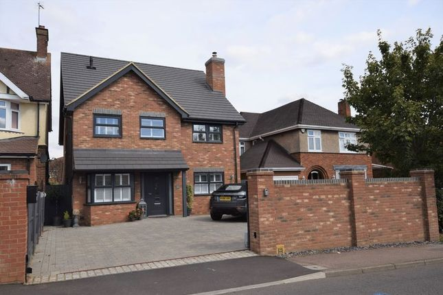 Thumbnail Detached house for sale in Oliver Street, Ampthill, Bedford