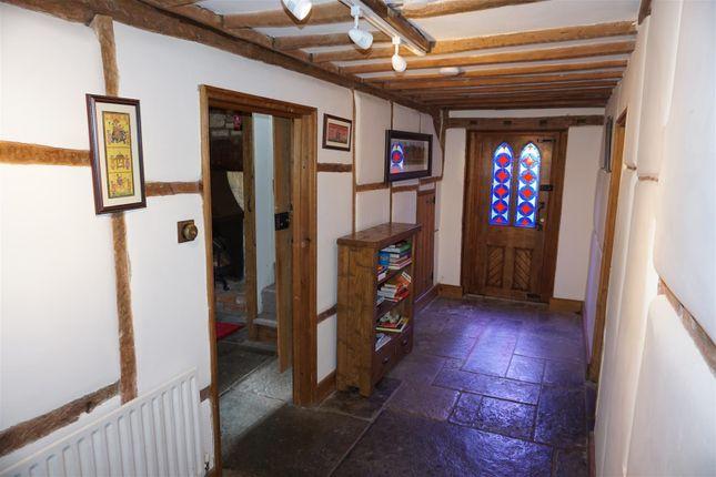 Inner Hall of Hawkeridge, Westbury BA13