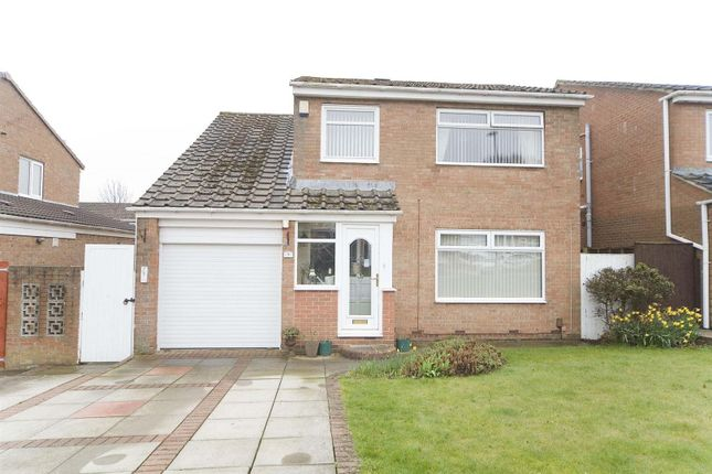 Thumbnail Detached house for sale in Aldeburgh Close, Hartlepool
