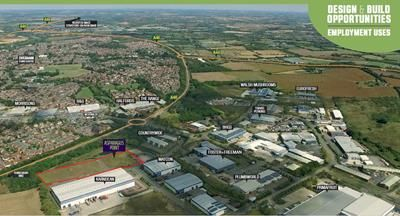 Thumbnail Light industrial for sale in Unit F, Asparagus Point, Asparagus Way, Vale Park, Evesham, Worcestershire