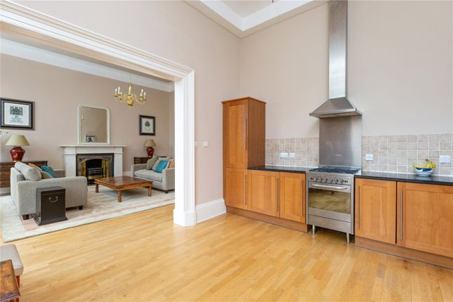 Kitchen of 13.2 Great Stuart Street, New Town, Edinburgh EH3