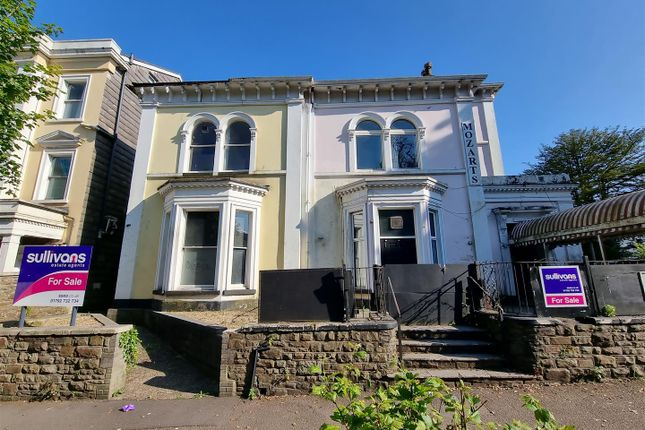 Thumbnail Property for sale in Walter Road, Uplands, Swansea