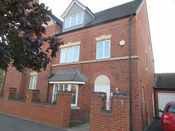 Thumbnail Semi-detached house for sale in Barrett Street, Smethwick, West Midlands