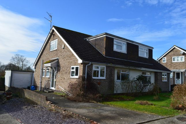 Thumbnail Semi-detached house for sale in Heol Y Felin, Llantwit Major