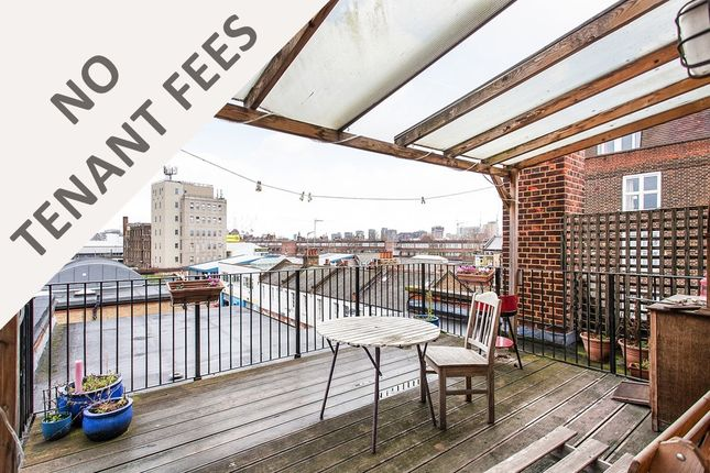 4 bed flat to rent in Wandsworth Road, London