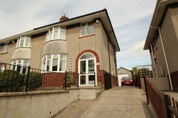 Thumbnail Property to rent in Monks Park Avenue, Bristol