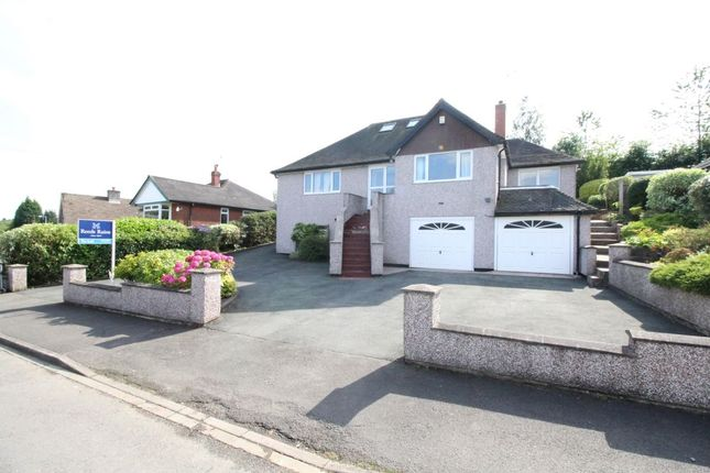 Thumbnail Detached house to rent in Meadowside, Knypersley, Stoke-On-Trent