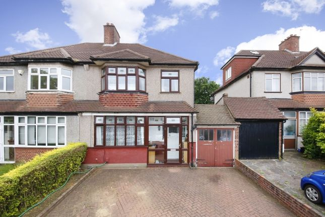 Thumbnail End terrace house for sale in Horncastle Road, London