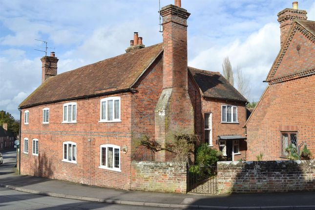 3 bed semi-detached house for sale in The Street, Aldermaston, Reading