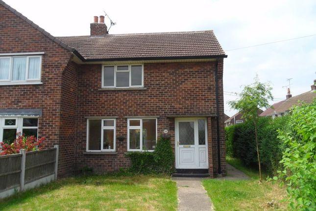 Thumbnail Semi-detached house to rent in Headland Avenue, Elkesley, Retford, Nottinghamshire