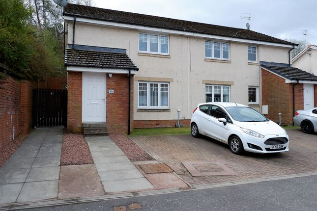 Thumbnail Flat for sale in Divernia Way, Barrhead