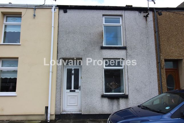 Thumbnail Property to rent in Alexandra Terrace, Georgetown, Tredegar, Blaenau Gwent.