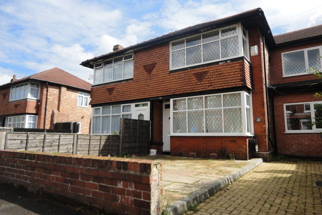 Beech Grove, Fallowfield, Manchester M14