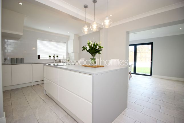 Thumbnail Detached house for sale in Queens Gate Road, Ramsgate