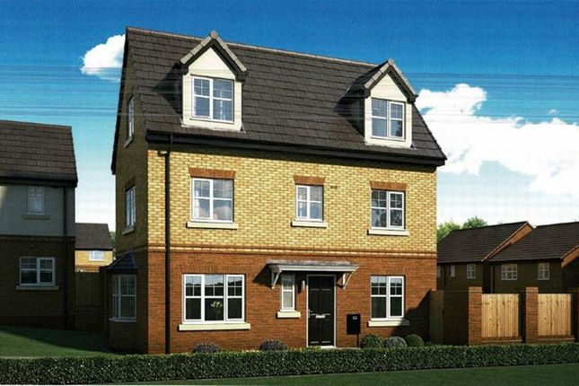 Thumbnail Detached house for sale in Plot 38, Skelmersdale