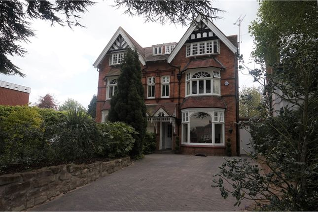 Thumbnail Property for sale in Park Road, Solihull