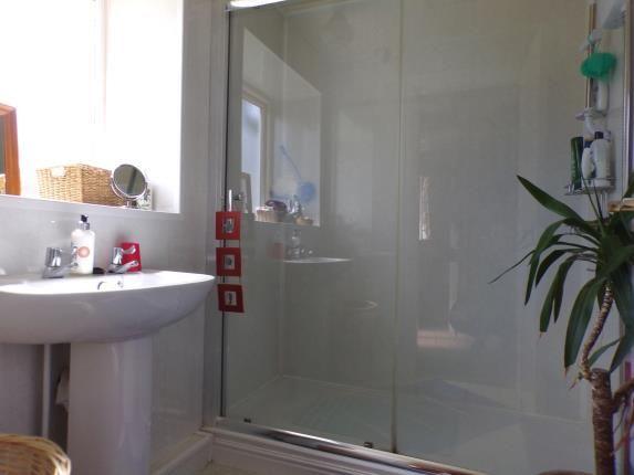 Bathroom of Cae Rhug Lane, Gwernaffield, Mold, Flintshire CH7