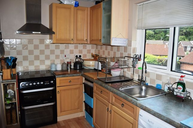 Thumbnail Flat for sale in Meadowsweet Road, Poole
