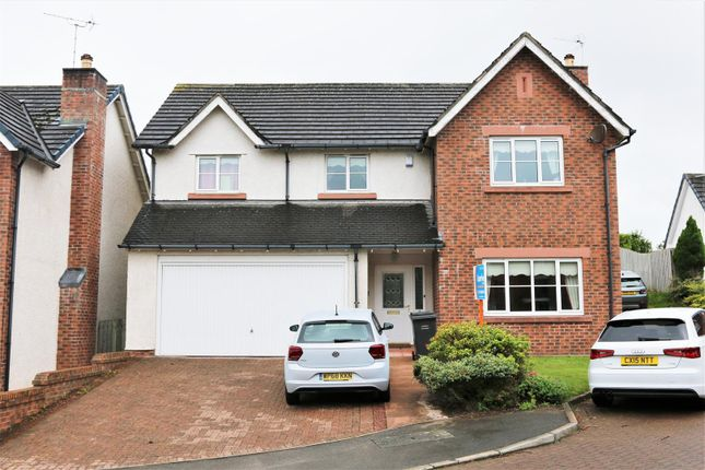 Thumbnail Detached house for sale in Welbeck Close, Barrow-In-Furness