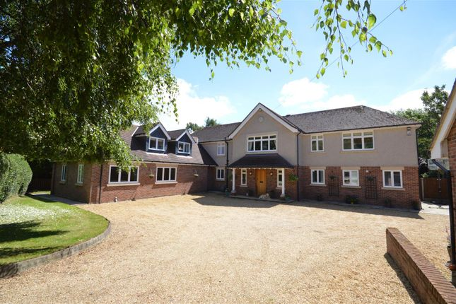 Thumbnail Detached house for sale in The Orchard, Firs Lane, Appleton, Warrington