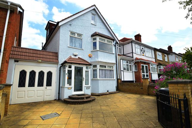 Thumbnail Link-detached house for sale in Ingram Road, Thornton Heath
