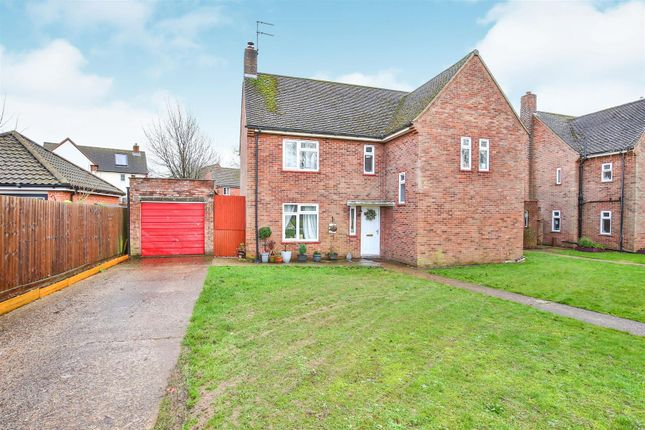 Thumbnail Property for sale in Embry Crescent, Old Catton, Norwich