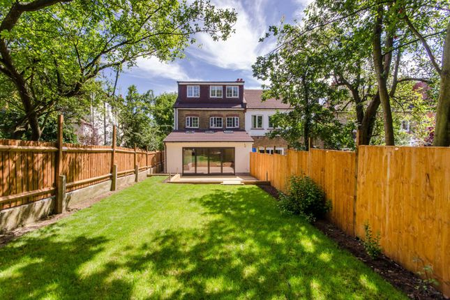 Thumbnail Semi-detached house for sale in Pollards Hill East, Norbury