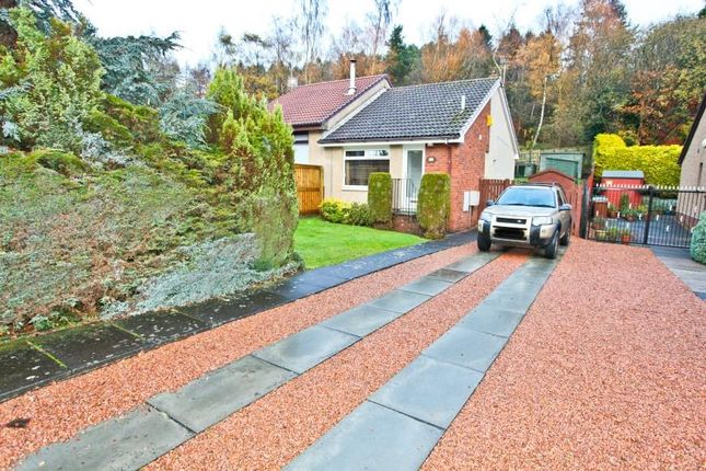 Thumbnail Semi-detached bungalow for sale in Cowal Crescent, Leslie, Glenrothes