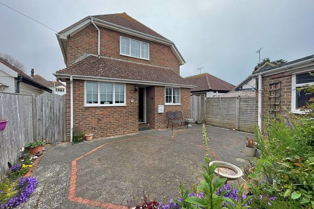 Thumbnail Detached house for sale in East Avenue, Goring-By-Sea, Worthing