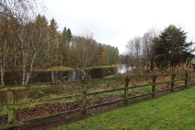 Nearby River of Bridge Road, Kemnay, Inverurie AB51
