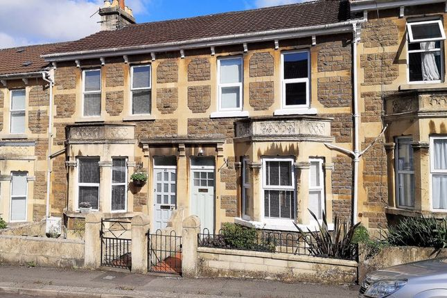 Terraced house for sale in Faulkland Road, Bath
