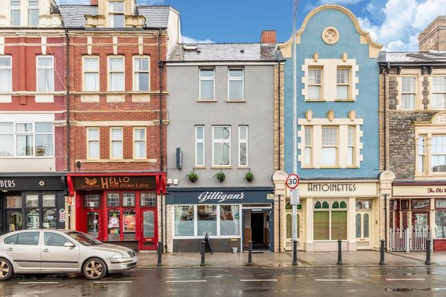 Thumbnail Terraced house for sale in Commercial Road, Newport