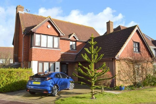 Thumbnail Detached house for sale in Ely Gardens, Tonbridge