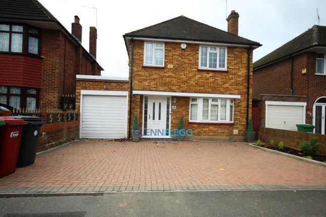 Thumbnail Detached house to rent in Marlborough Road, Langley, Slough