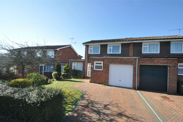 Thumbnail Semi-detached house for sale in Pond Field, Welwyn Garden City, Hertfordshire