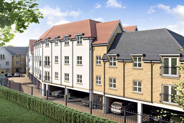 Thumbnail Flat for sale in Regent's Court, South Street, Bishop's Stortford, Hertfordshire