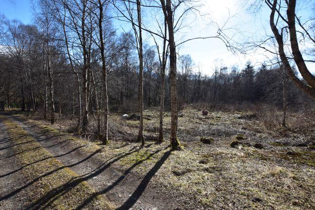 Thumbnail Land for sale in Braeroy Road, Roy Bridge
