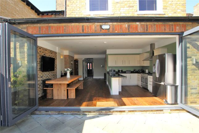 Thumbnail Semi-detached house for sale in Stafford Road, Sidcup, Kent