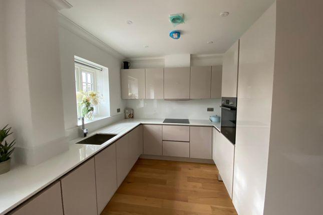 Thumbnail Block of flats to rent in Moor's Road, Woodbridge, Suffolk