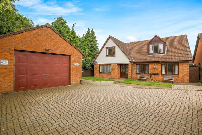 Thumbnail Detached house for sale in Hill Barn View, Portskewett, Caldicot